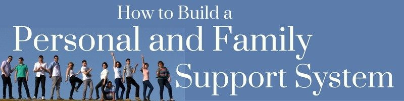 Personal Famility Support System