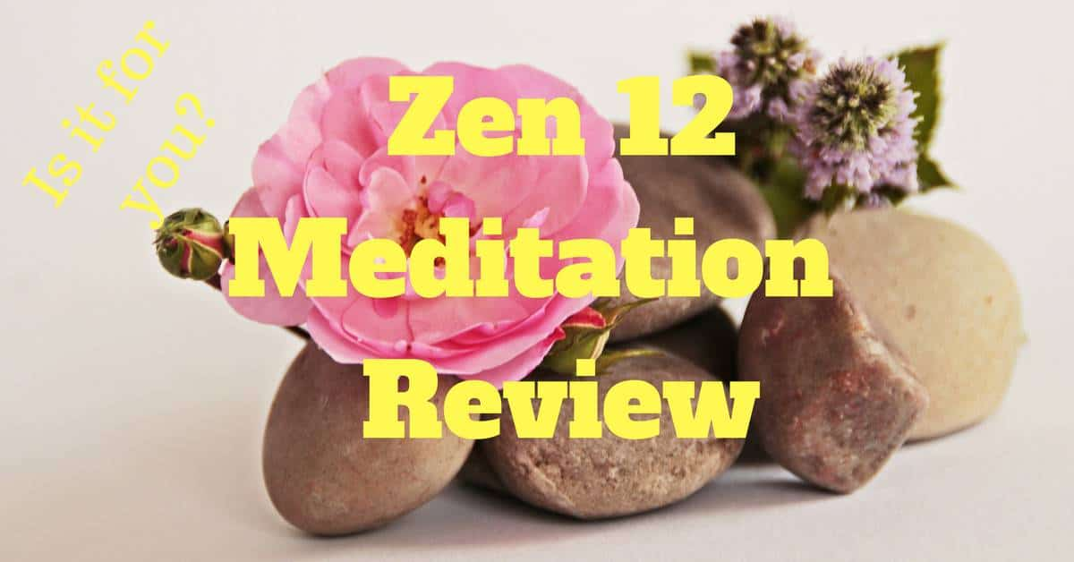 Zen12 Meditation Review