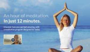 Zen12 Meditation Screenshoit