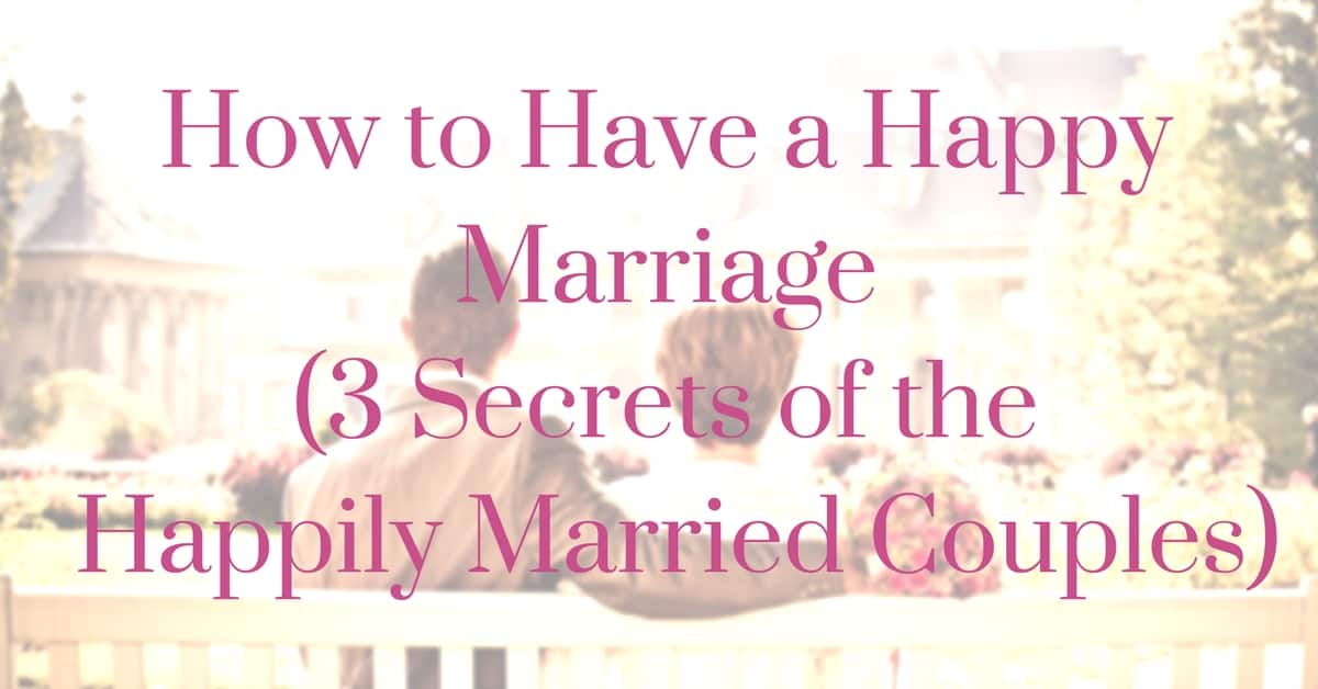 self disclosure in a happy marriage But research consistently has shown a link between happy marriages and self-disclosure, or but you have to talk in to a happy marriage.