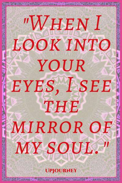 When I look into your eyes, I see the mirror of my soul. #quotes #engagement #love #relationship #engaged