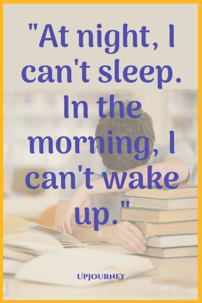 25 Best I Cant Sleep Quotes In 2018