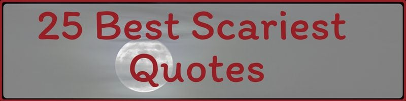 Scary Quotes Cover
