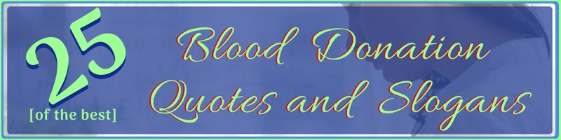 Blood Donation Quotes Cover