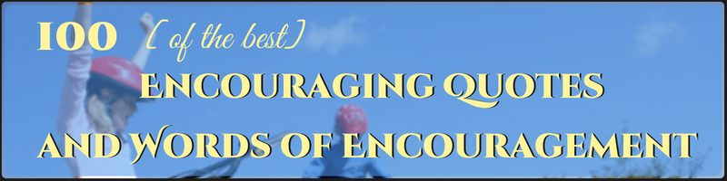 Encouraging Quotes Cover