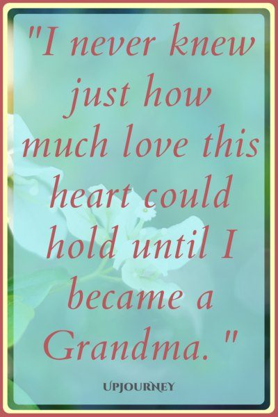 Grandma Quotes 50 [GREAT] Grandma Quotes Grandma Quotes