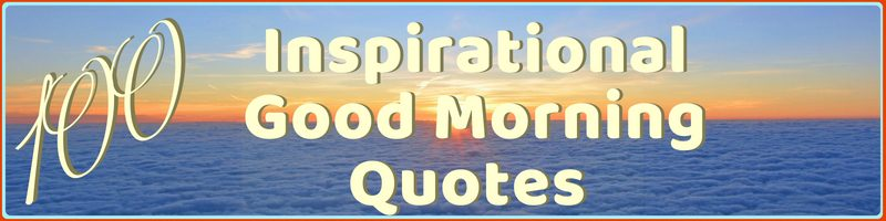 Good Morning Quotes Cover