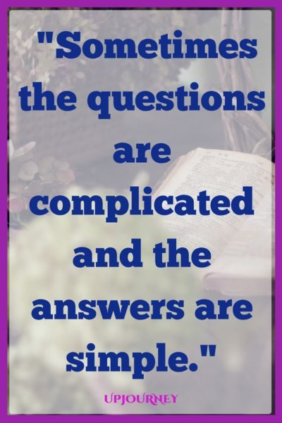 Sometimes the questions are complicated and the answers are simple. #quotes #DrSeuss #books #author #storytelling