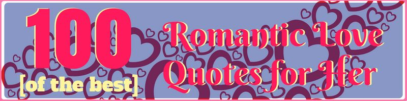 Romantic Love Quotes Cover