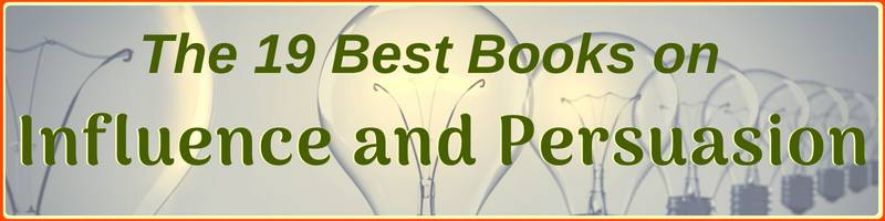 Best Books on Influence and Persuasion Cover