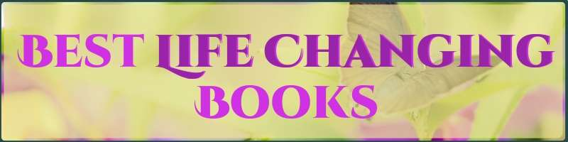 Best Life Changing Books Cover