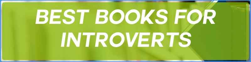 Best Books For Introverts Cover
