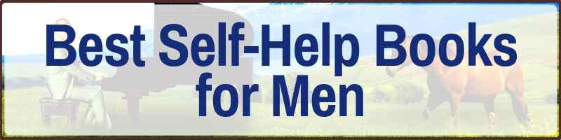 Best Self Help Books For Men Cover
