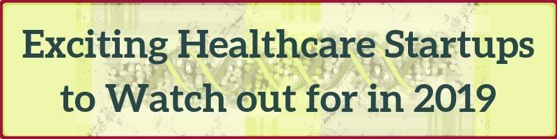 Healthcare Startups Cover