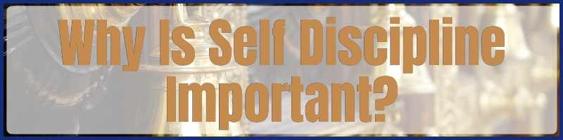 Why Is Self Discipline Important Cover