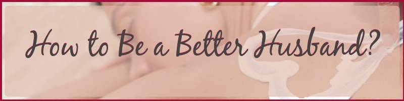 How to Be a Better Husband cover