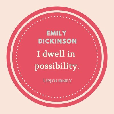 50 Emily Dickinson Quotes About Poetry Life Love Hope