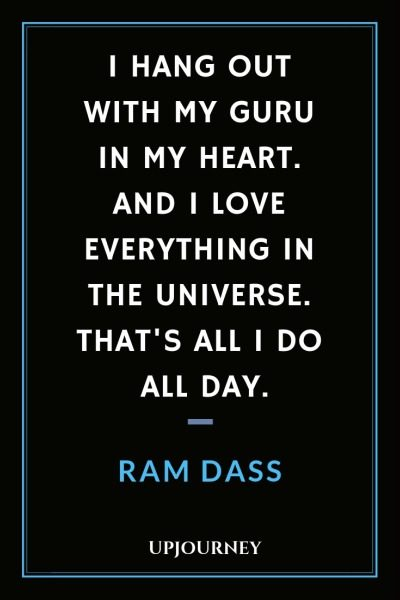 29 Ram Dass Quotes About Love Faith Life Death