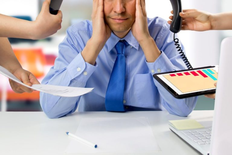 How to Stop Feeling Overwhelmed at Work (121 Powerful Tips)