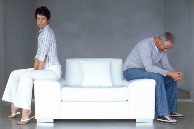 Signs Your Marriage Is Over, According to 8 Experts