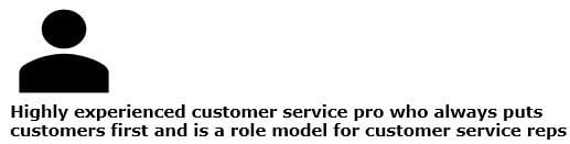 highly experienced customer service 2