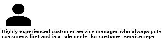 highly experienced customer service