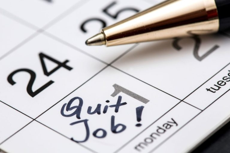How to Tell Your Boss You're Quitting