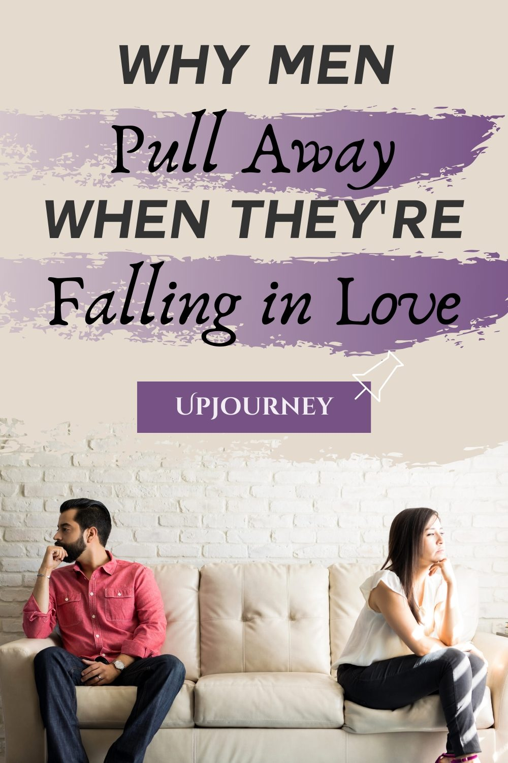 Why Men Pull Away When They Are Falling in Love