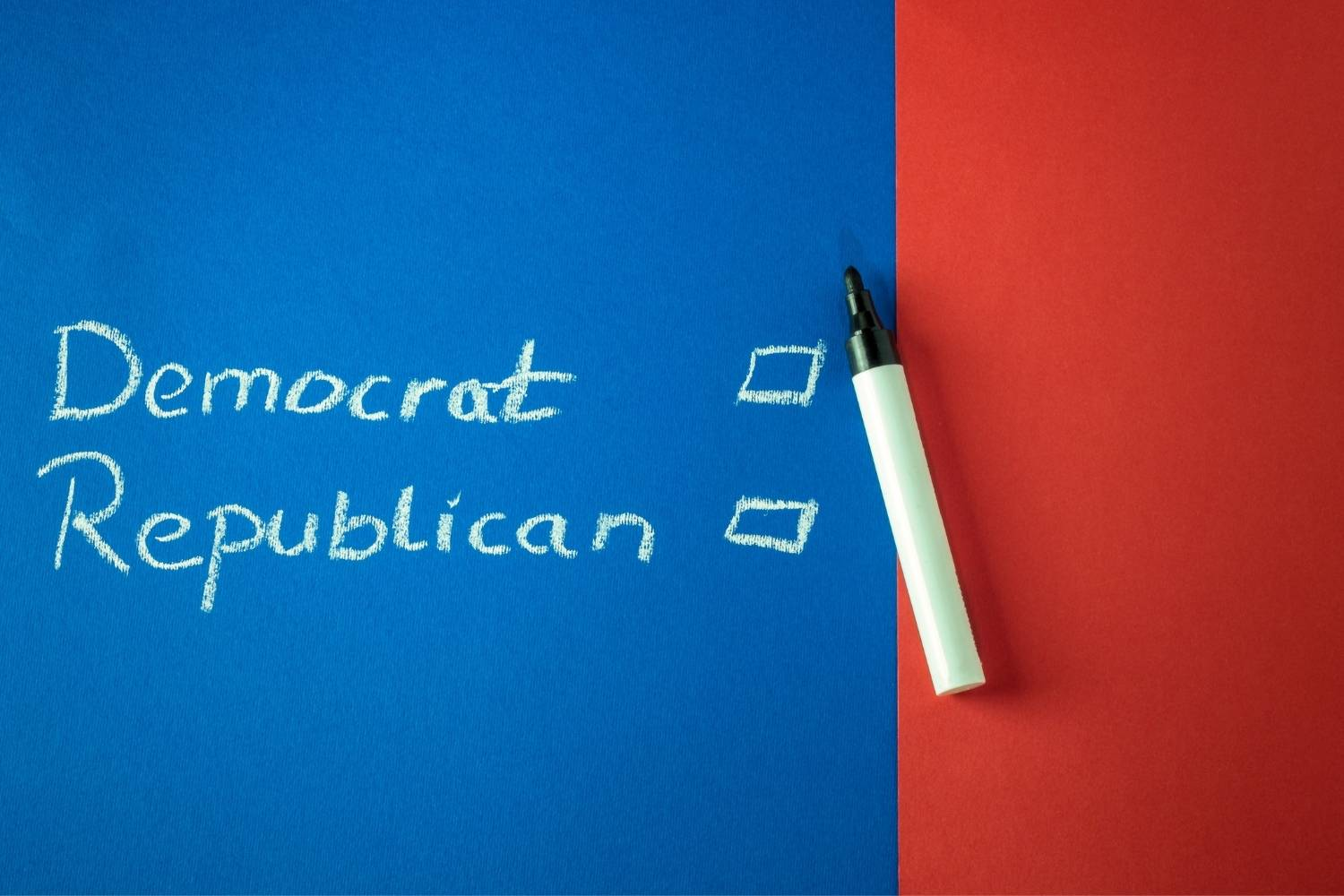 What Causes Political Polarization