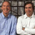 Bob Slater and Nick Slater