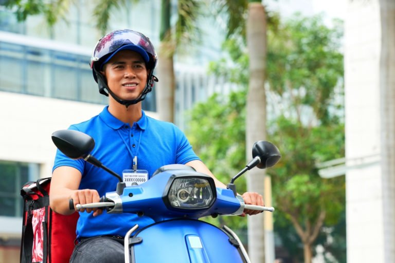 How to Be a Top-Rated Food App Delivery Driver