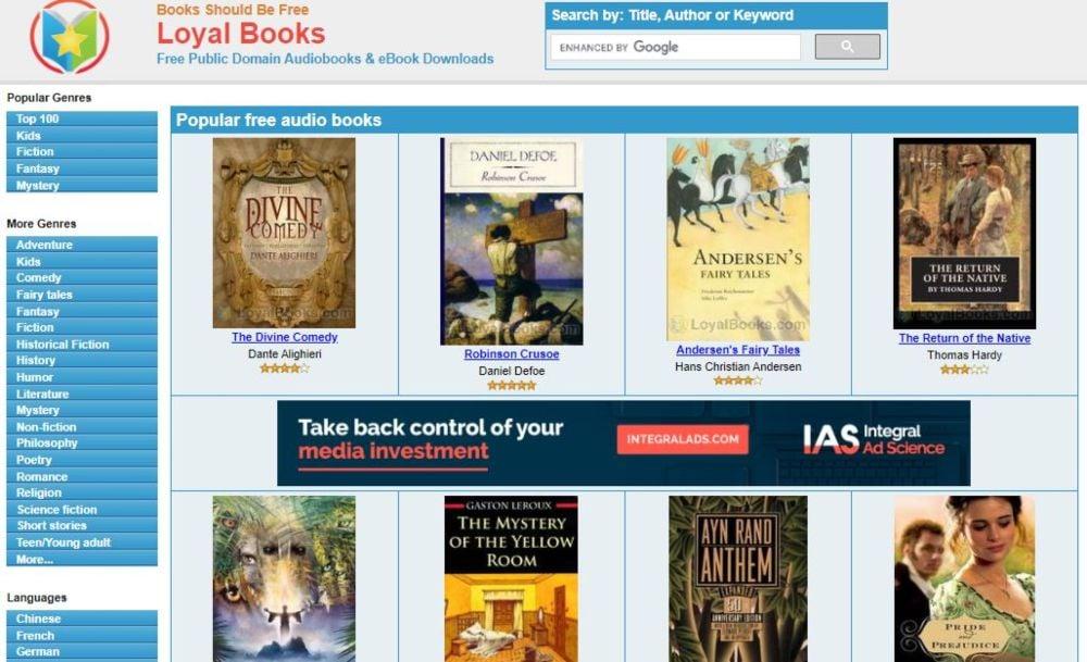 Loyal Book download free fantasy, fiction, history, literature ebooks