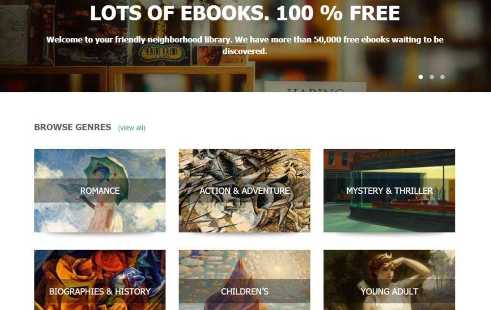 Manybooks free ebooks romance, action, adventure, biographies, history, fantasy, fiction