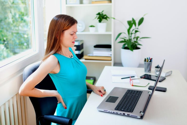 7 Tips to Help Low Back Pain if You Have a Desk Job