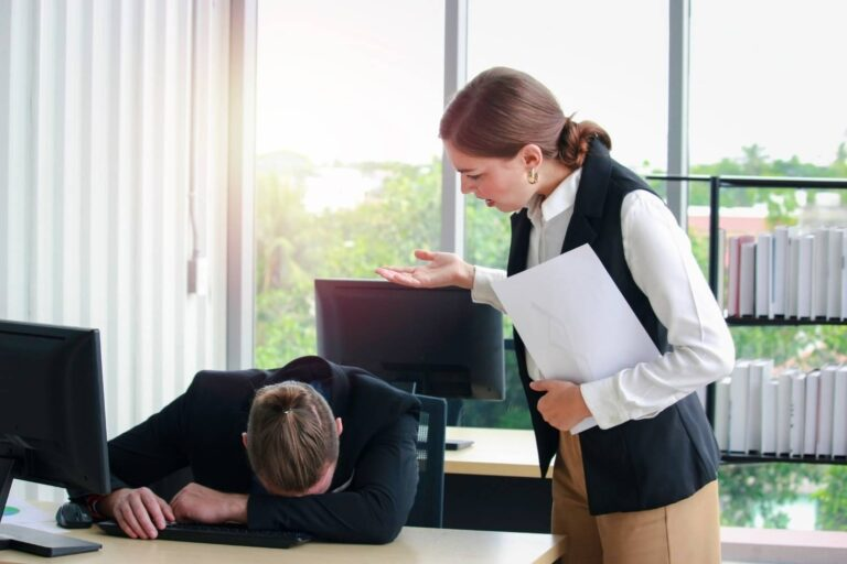 How to Deal with a Lazy Coworker